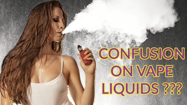 new video on vape liquids