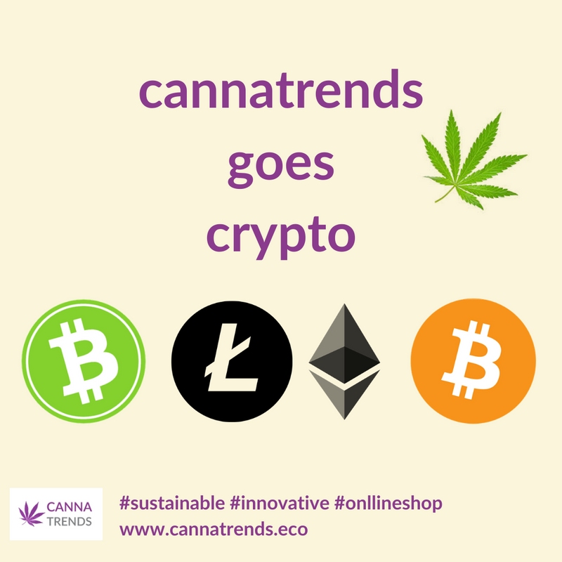 Cannatrends goes crypto...