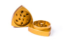 two_part_grinder_for_cannabis_gleichdick_orange