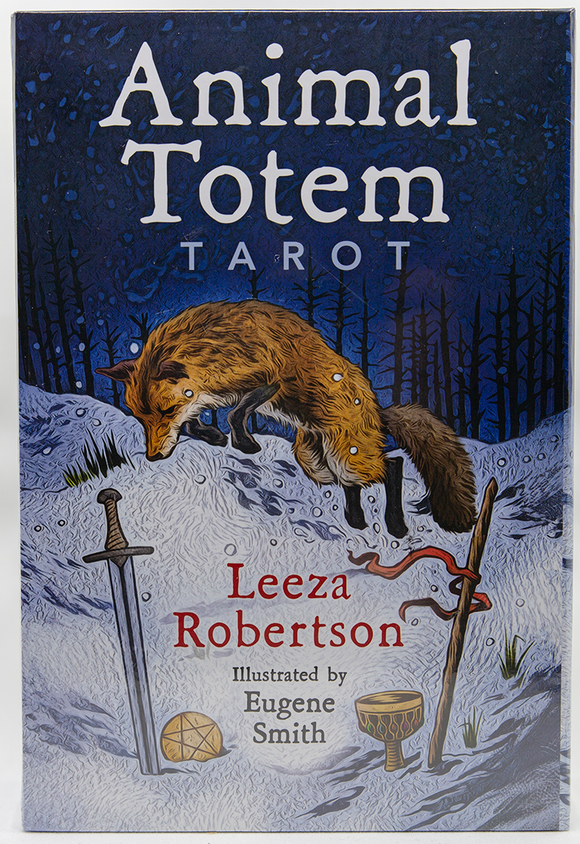 Animal Totem Tarot Kit