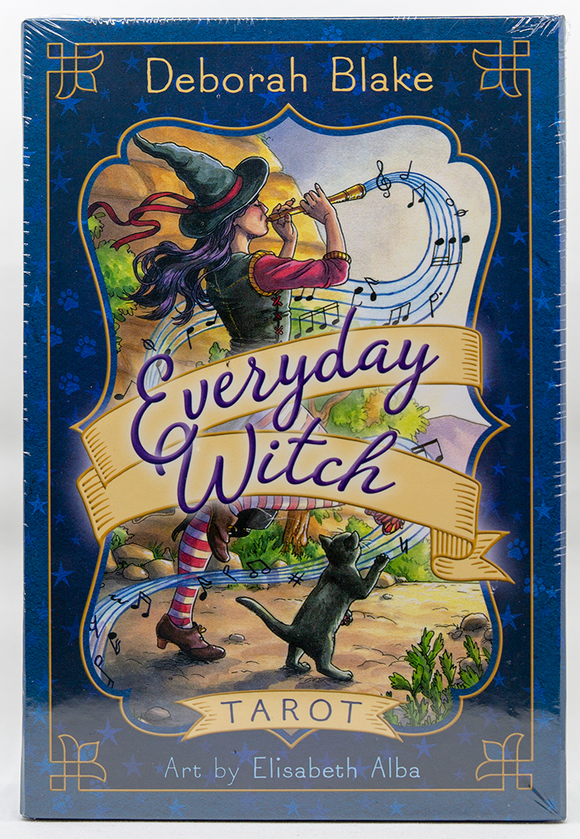 Everyday Witch Tarot Kit