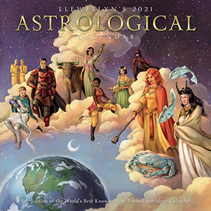 Llewellyn's 2021 Astrological Calendar: 88th Edition