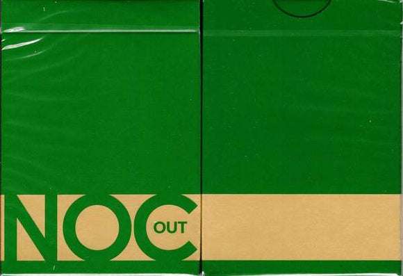 NOC Out - Green/Gold