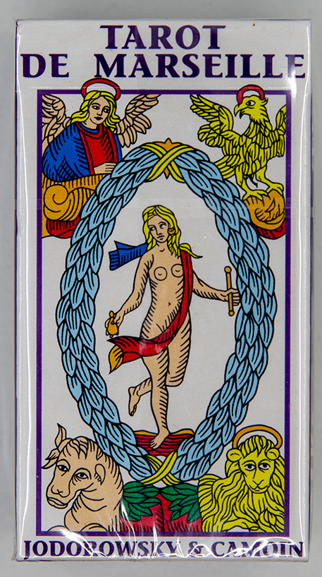 Tarot de Marseille, mini deck