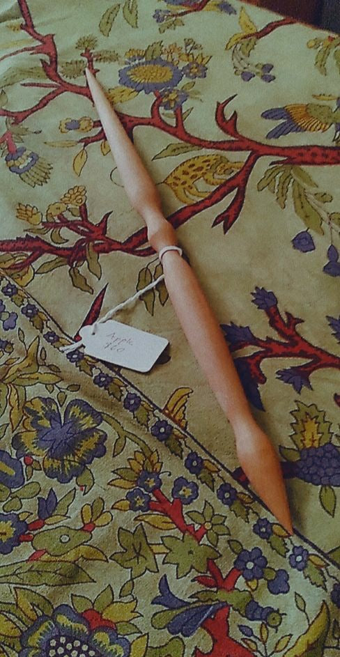 Apple Wood Wand