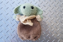 Load image into Gallery viewer, Baby Yoda dice bag