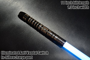 Inquisitor Lightsaber