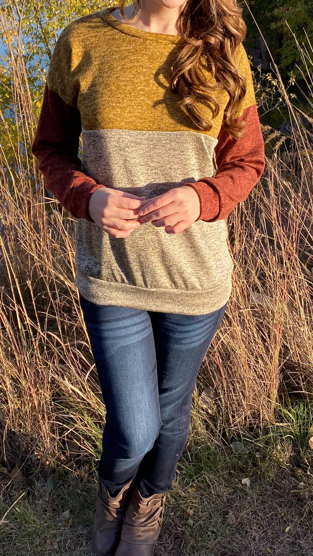 Fall Twilight Top