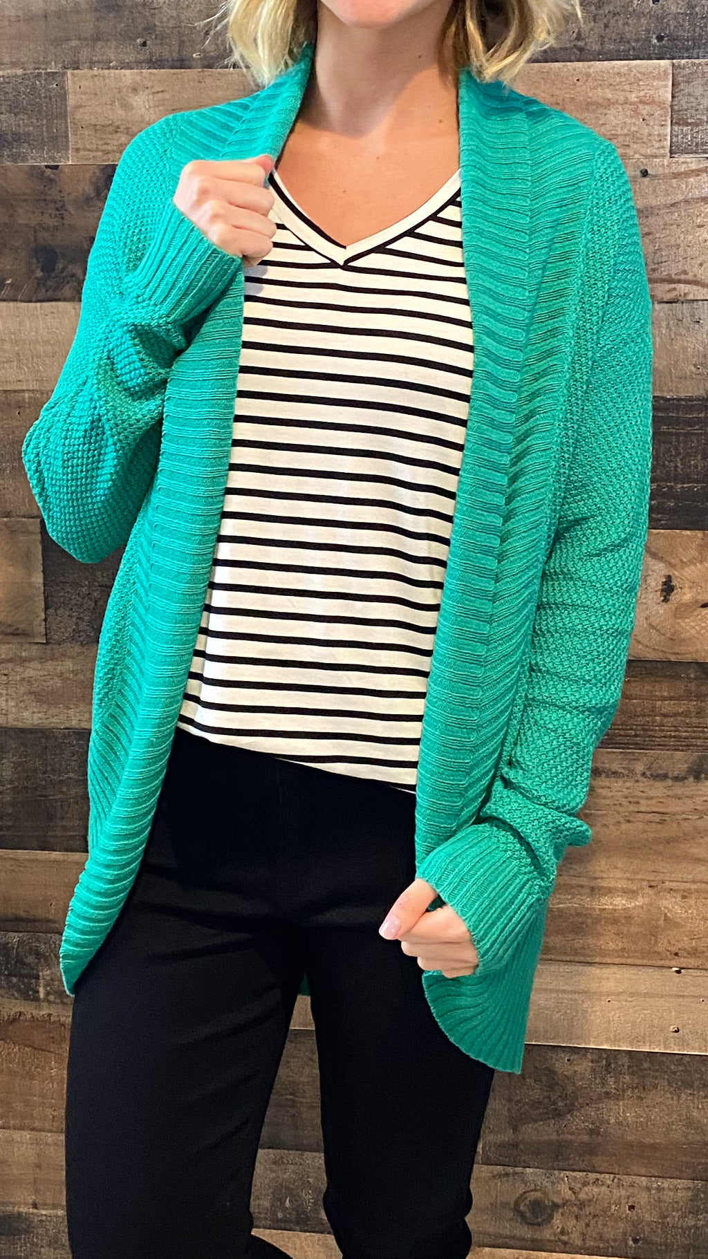 Jade Knit Cardigan