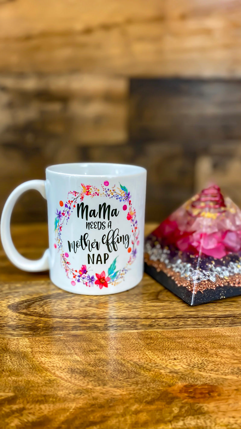 Mother Effing Nap Coffee Mug