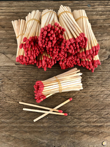 Bulk wooden matches