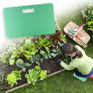 Garden kneeling mat and pad made of foam