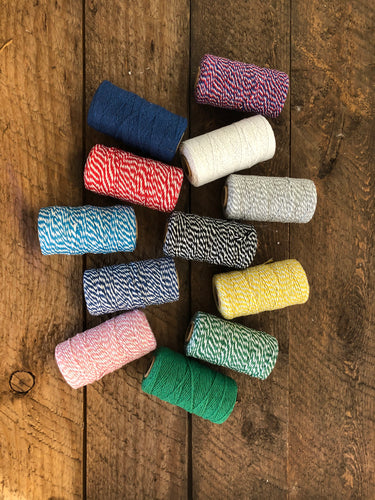 Baker's Twine Large Rolls for Crafting and Scrapbooking