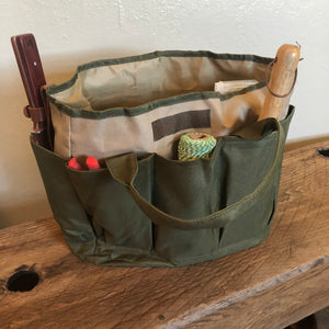 garden tool bag and tote