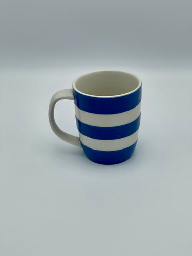 Cornishware Striped Mug (12oz) by T.G. Green