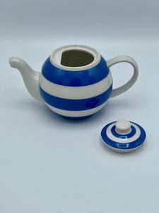 Cornishware Small Betty Teapot (18oz) by T.G. Green