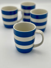 Load image into Gallery viewer, Cornishware Striped Mug (12oz) by T.G. Green