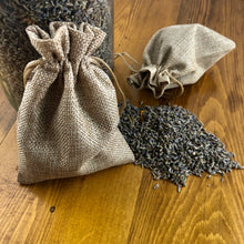 Load image into Gallery viewer, organic lavender sachet
