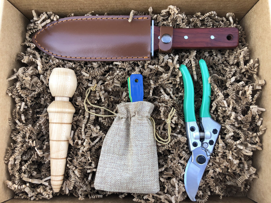 Garden Gift Subscription Box Tool Set