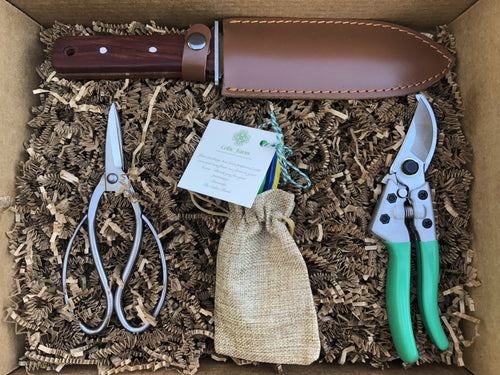 best gardening gift box with tools