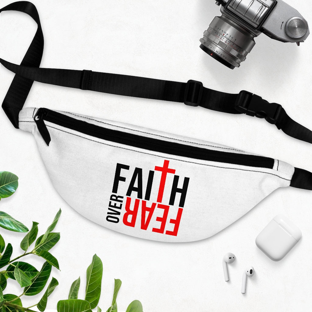 Faith Over Fear Fanny Pack