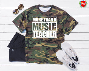Limited Edition More Than A Music Teacher