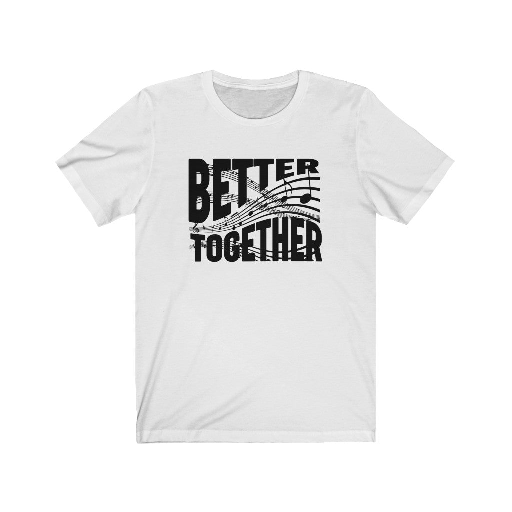 Better Together Jersey Short Sleeve Tee