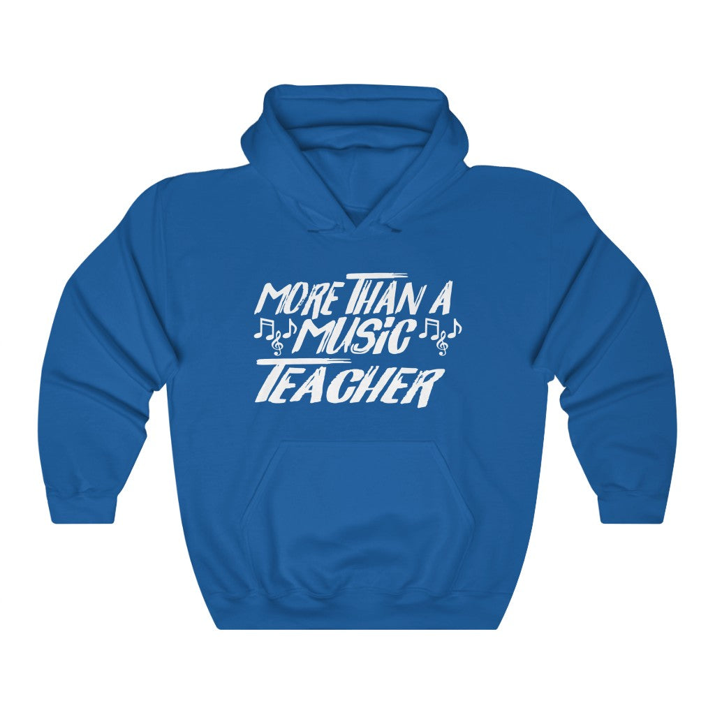 More Than A Music Teacher: The Hoodie