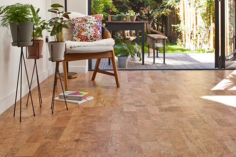 Cork and Corka Flooring