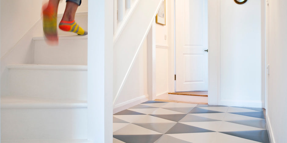 Mildmay, De Beauvoir and Comporta Triangle Rubber Tiles