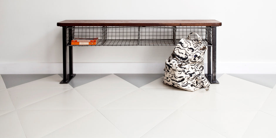 Comporta Triangle Rubber Tiles