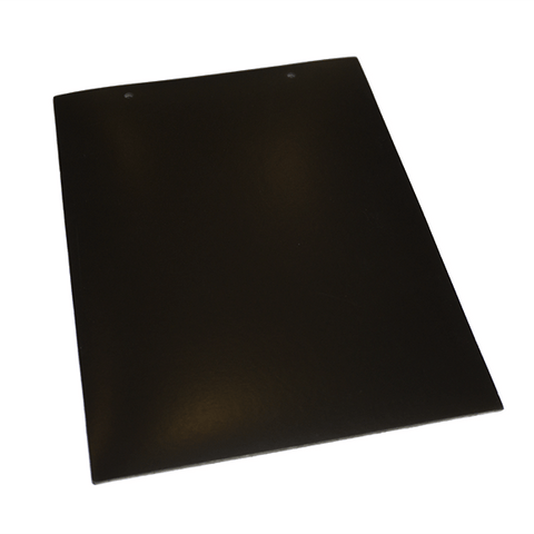 Carbon Black Rubber Flooring (A4 sample)