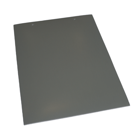 De Beauvoir Grey Rubber Flooring (A4 sample)