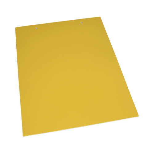 Lemon Yellow Vinyl Flooring (A4 sample)