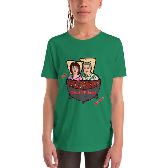 Chips N Salsa - Youth Short Sleeve T-Shirt