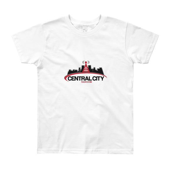 Central City Radio - Youth Short Sleeve T-Shirt