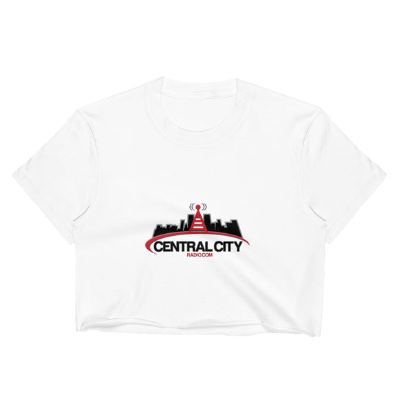 Central City Radio - Women's Crop Top