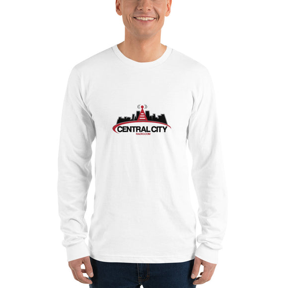 Central City Radio - Long sleeve t-shirt
