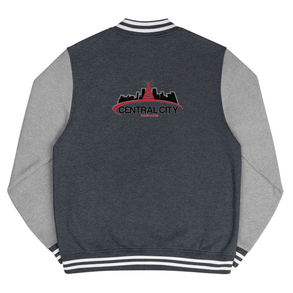 Central City Radio - Men's Letterman Jacket