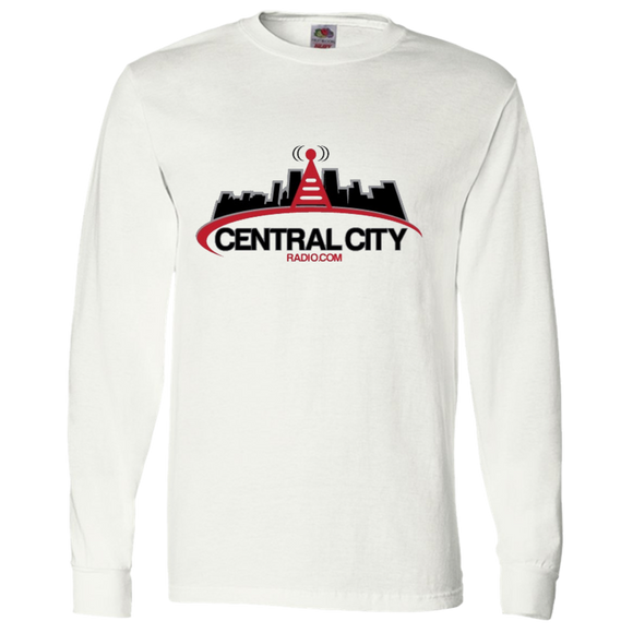 Central City Radio - Adult Long Sleeve Tee