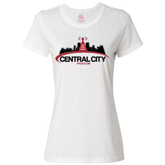 Central City Radio - Ladies Classic Tees