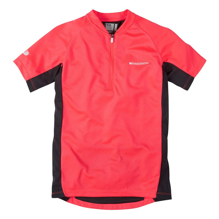 Madison - Trail Youth Short Sleeve Jersey