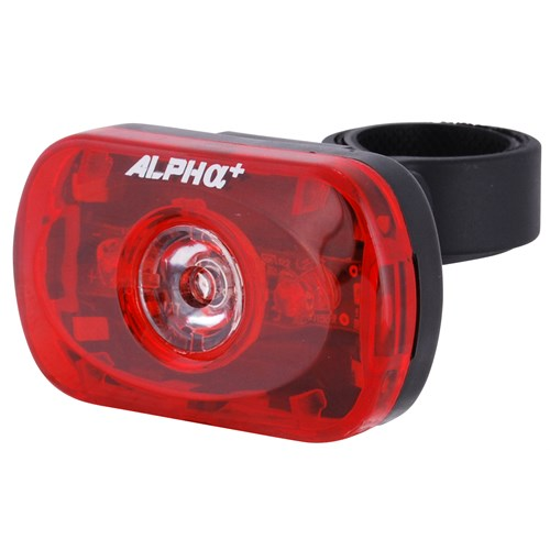 ALPHA PLUS - 0.5W SUPER BRIGHT RED LED Rear lamp