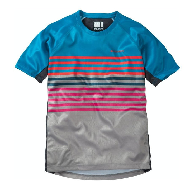 Madison - Zen Youth Short Sleeve Jersey