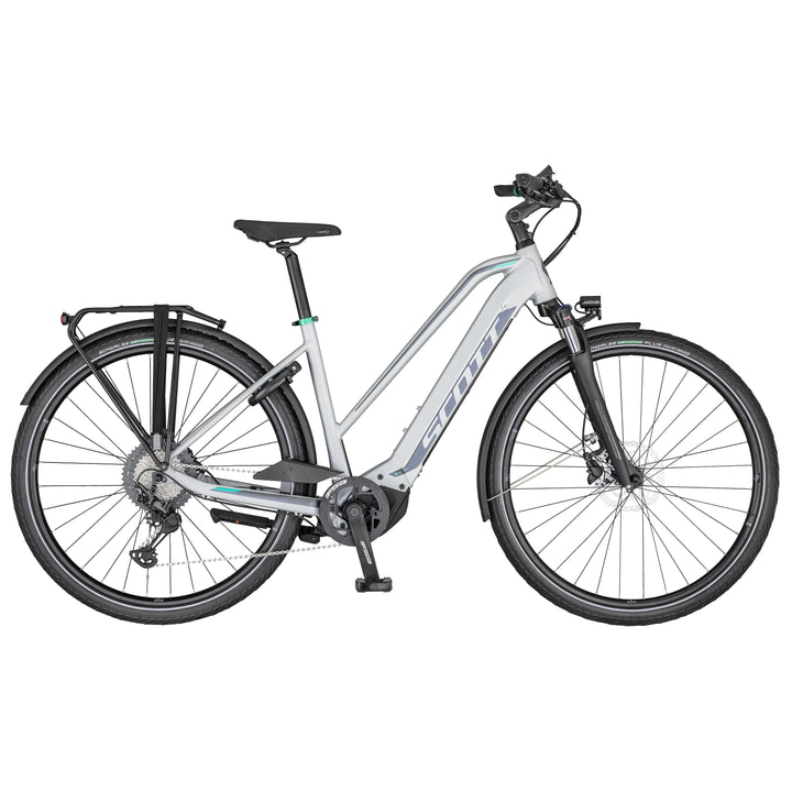 Scott Sub Sport eRide 10 Womens 2020 Electric Hybrid Bike