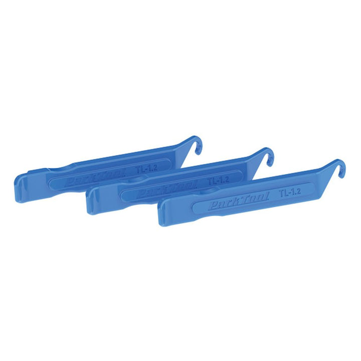 Park Tools TL-1.2 - Tyre Lever Set Of 3 Carded