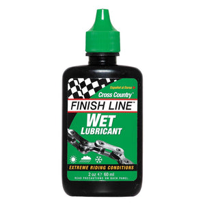 Finish Line - Cross Country Wet Chain Lube 2 oz / 60 ml