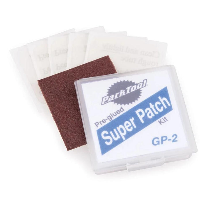 Park Tools GP-2 - Super Patch Kit - Carded