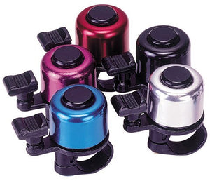 Nuvo - Anodised Alloy Flick Bell