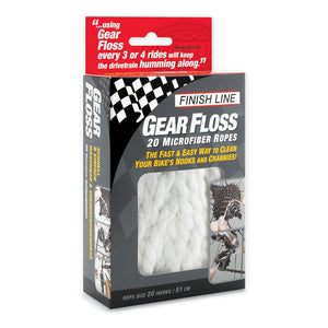 Finish Line - Gear Floss